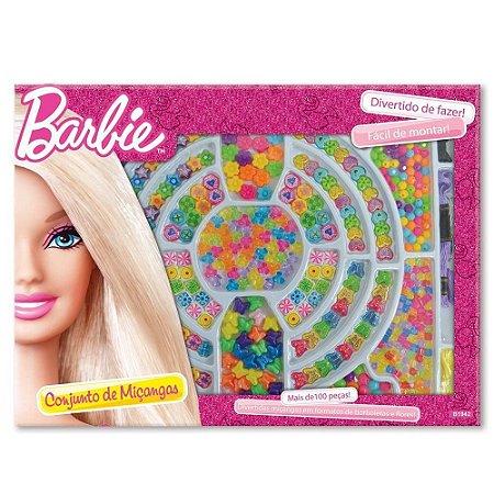 Conjunto de Miçangas Barbie Fun B194 6991-3