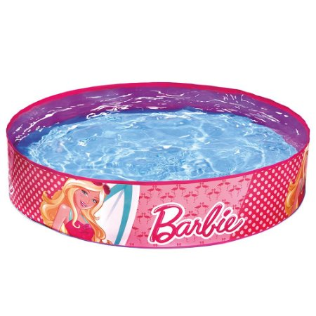 Piscina Barbie Praia Glamourosa 224L - Fun 7670-4