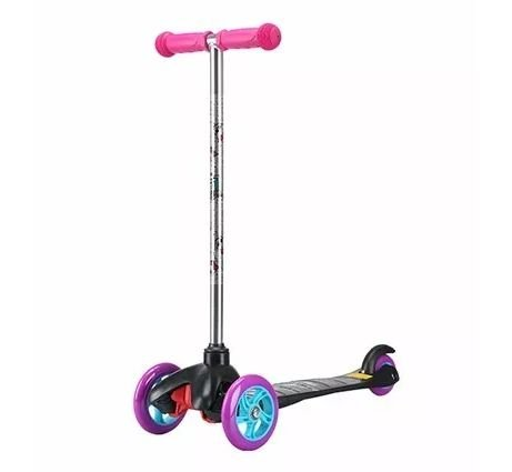 Patinete Monster High Tri Wheels Brinquedo Infantil 7855-3