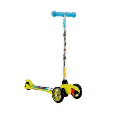 Patinete Adventure Time Tri Wheels Brinquedo Infantil 7854-8