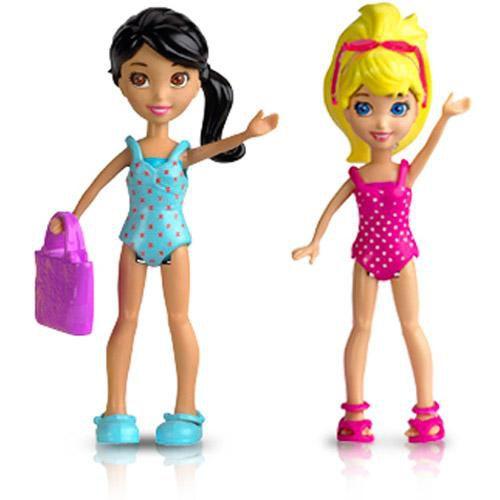 Bonecas Polly Pocket Novas Estações Brinquedo 7320-9 - Mattel