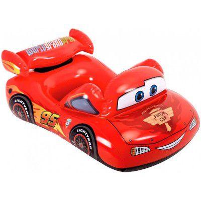Bote Carros Cars Infantil Piscina Praia 7893-3 - Intex