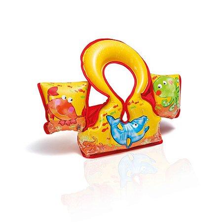 Colete Salva-Vidas Infantil Aqua Vest 8019-5 - Intex