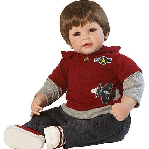Boneca Adora Doll Bebê Realista Menino Up Up And Away