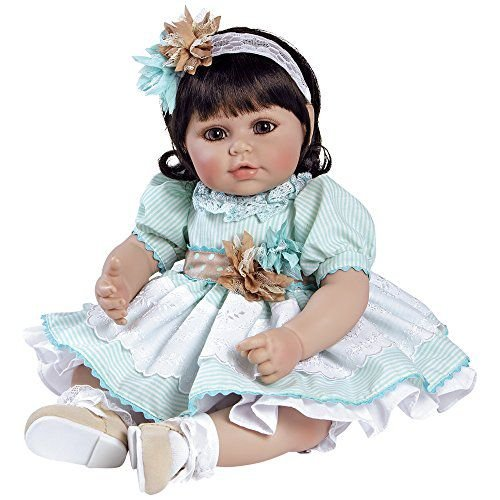 Boneca Adora Doll Bebê Realista Menina Honey Bunch