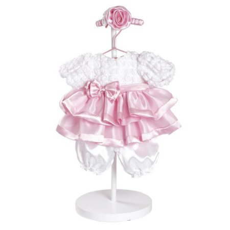 Roupa Boneca Adora Doll Bebê Realista Menina Sweet Sundae