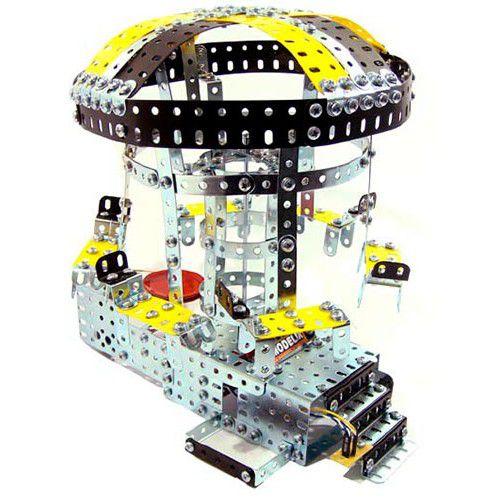 Carrossel Brinquedo de Montar Educativo Robótica - Modelix