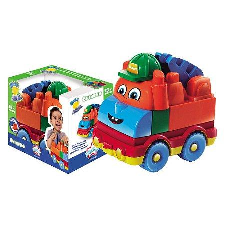 Veículo Caminhão Guincho Desmonta Brinquedo - Big Star