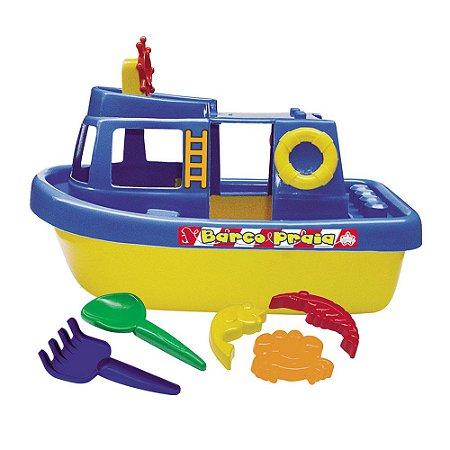 Barco Navio Brinquedo Infantil Praia e Piscina 300 - Big Star