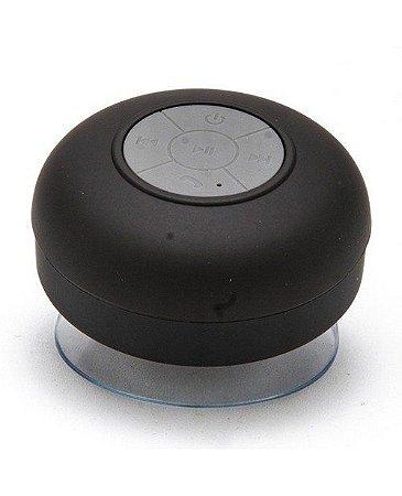 Caixa de Som Bluetooth 3W Portátil Prova D'agua BTS06 - Kimaster