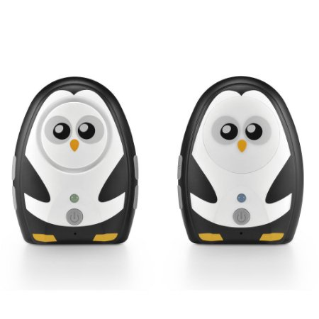 Babá Eletrônica Áudio Digital Pinguim BB024 - Multilaser