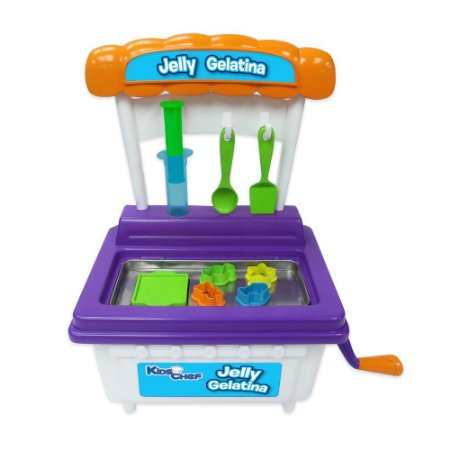 Kids Chef Jelly Deli Brinquedo Infantil Gelatina BR538 - Multikids