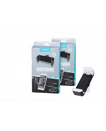 Suporte Veicular Ar Condicionado Celular GPS SU110 - Kimaster