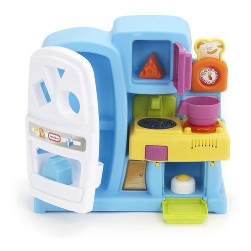 Cozinha Infantil Bebê Descobrindo Sons 8014-3 - Little Tikes