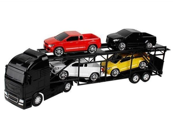 Caminhão Cegonheira Cegonha Diamond Truck 7390-1