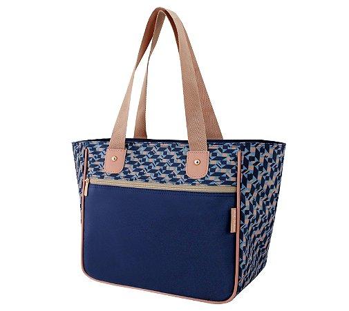 Bolsa Feminina Sacola Shopper Grande ABC17196 - Jacki Design