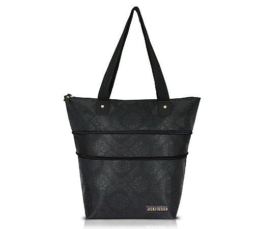 Bolsa Pequena Expansível Feminina ABC15088 - Jacki Design