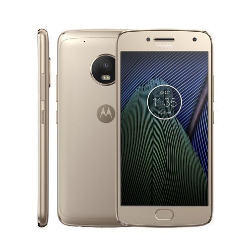 Smartphone Celular Moto G5 Plus Dual Chip Tela 5.2 32g Ouro