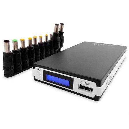 Bateria Externa Carregador Notebook CB066 - Multilaser