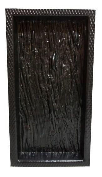 Forma Piso Madeira Demolição Cimenticio Tabua Deck 30x14,5cm ABS 1mm