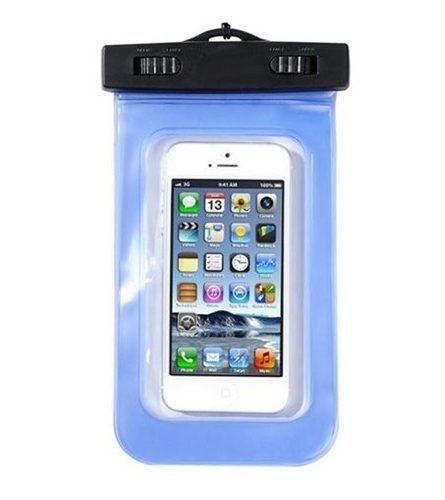 Bolsa Case Estanque à Prova D'água p/ Celular Smartphone - Capa Impermeável Universal