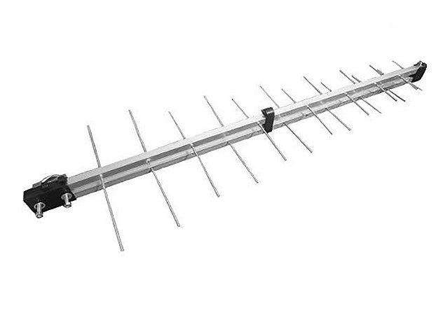 Antena Externa Digital Analógica HDTV UHF - 008-0017 Chip SCE