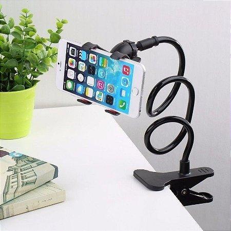 Suporte Universal Articulado pra Celular/Smartphone VEXClip