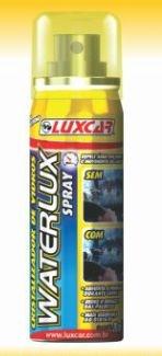 Cristalizador De Vidros Waterlux Escoa Água do Parabrisa 70ml - Luxcar