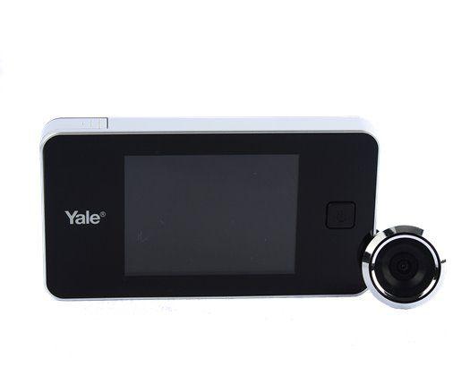 Olho Mágico Digital Yale com Câmera