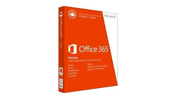 Office 365 Home Premium 5 Licenças (PCs ou Macs) Assinatura Anual - Microsoft