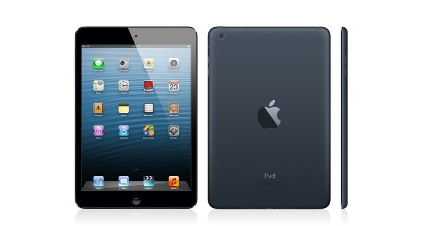Apple iPad mini 3 16GB Space Gray com Touch ID