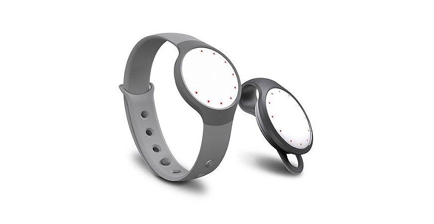 Pulseira Relógio Monitor Fitness Passos Sono Peso e Alimentação MisFit Flash várias cores
