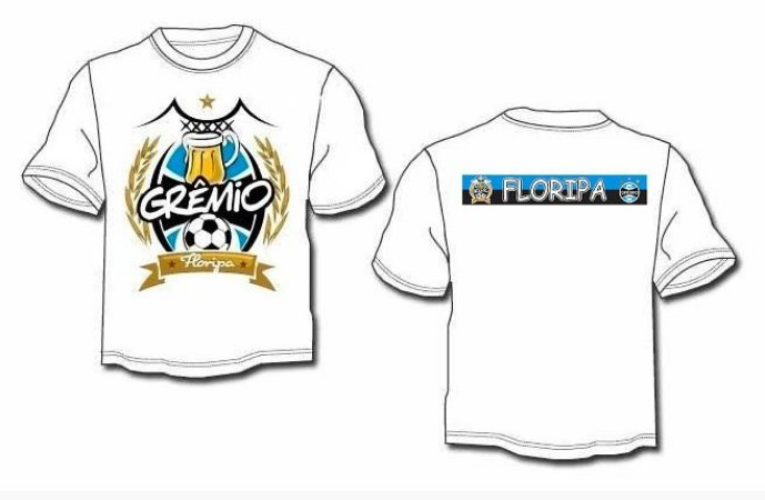 Camiseta Grêmio Floripa
