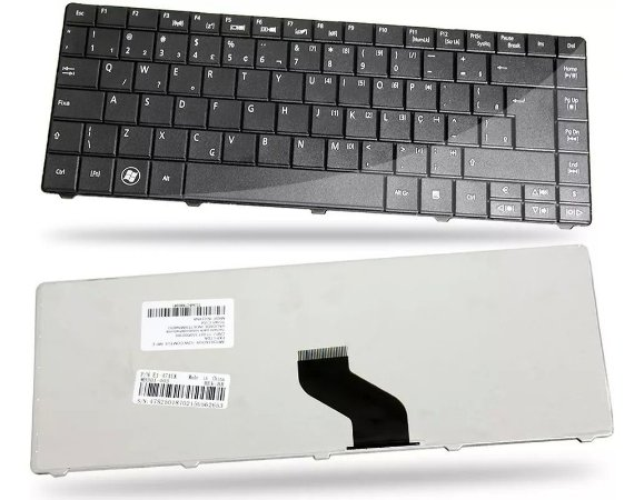 Teclado Compativel Acer Aspire Aezq1600010 4739z 4738z 3810