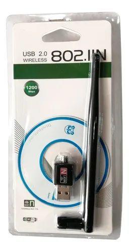 Adaptador  Wi-fi Usb 2.0  900 MBPS  Wireless Para Pc Leptop