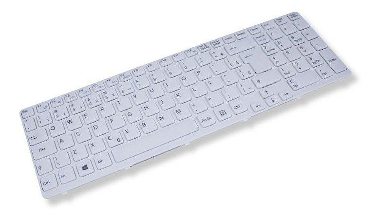 Teclado Notebook Sony Vaio Sve151d11x