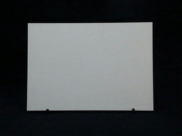 100 Azulejos Brancos Resinados Para Sublimação 20x28