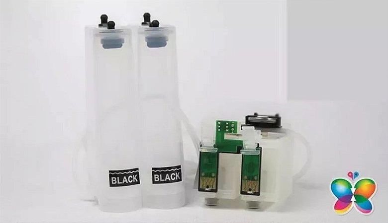 Bulk Ink Epson K101 K100 K200 K300 K301 P/ Técnico