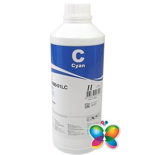 1 Litro - Tinta Corante Inktec Epson - Cyan - Eu1000