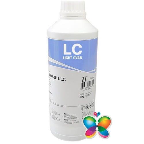 1 Litro - Tinta Pigmentada Inktec Epson - Light Cyan - E0007