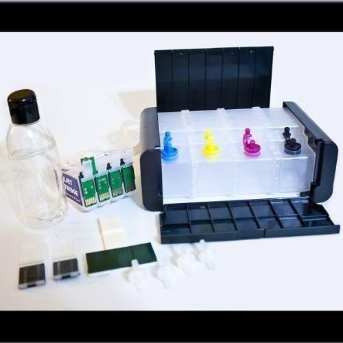 Bulk Ink Epson Tx620, Tx560, T42w Ecotank + Tinta Pigmentada