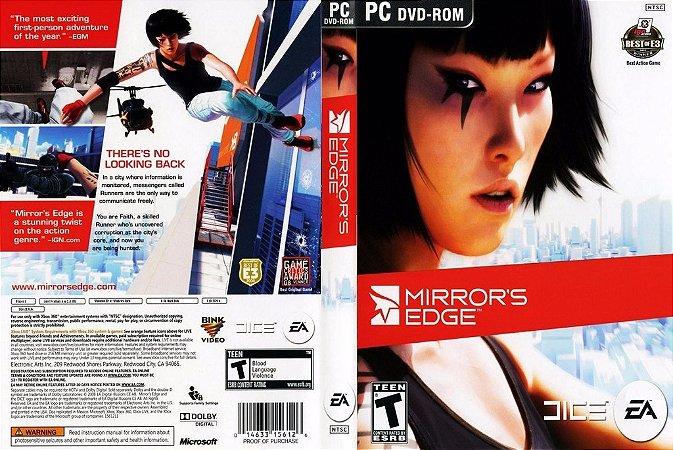 Game Mirror's Edge - Pc  - Jogo Em Português