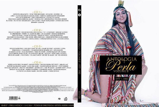 Perla Paraguaia - Antologia Volume 2 \ 4 CD's