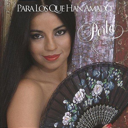 Perla Paraguaia - CD Para los que han amado \ Em Espanhol