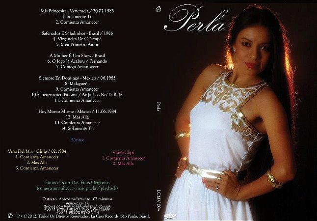 DVD Perla Paraguaia - Internacional