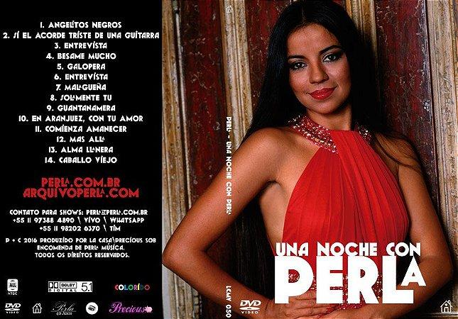 Perla Paraguaia - DVD Una noche con Perla