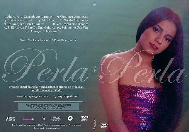 Perla Paraguaia - DVD Perla