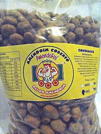 Amendoim Japonês Sabor Churrasco 1kg