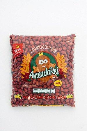 Amendoim Cru Vermelho 500g