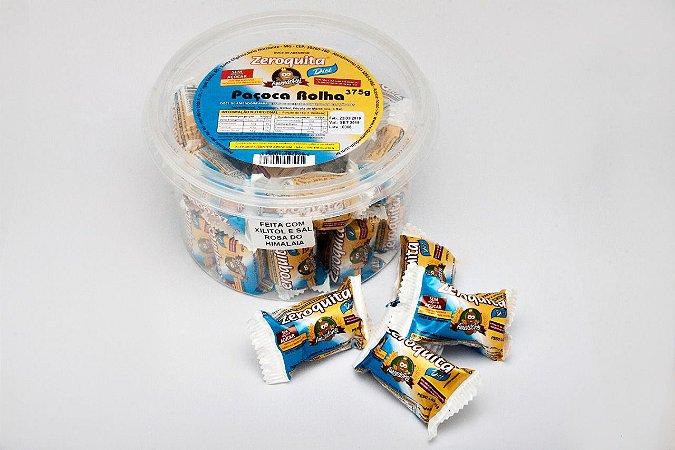 Paçoquinha Zeroquita (Sem açúcar) 25 unidades